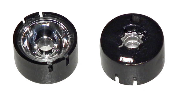 13.1mm 60 degree optic for Cree XP series LEDs