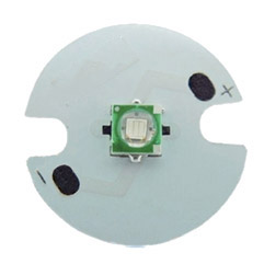 3W XP-E style 450nm blue LED on 16mm star PCB