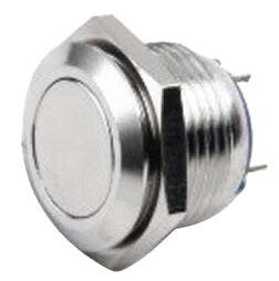 16mm panel mount momentary switch