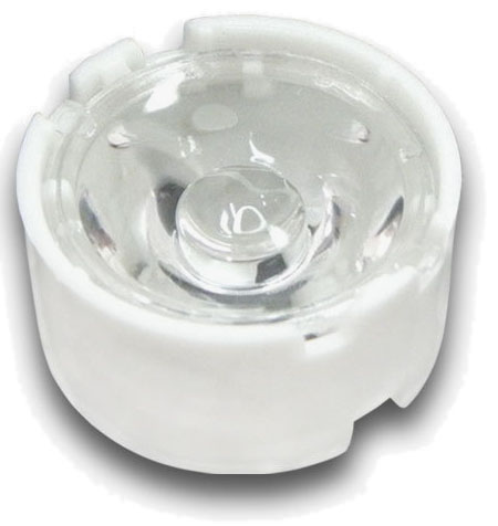 25 degree optic for Luxeon and generic LEDs