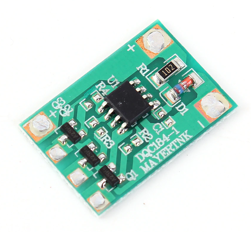 3 LED breathing controller module