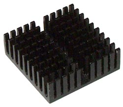 LED heatsinks and cooling