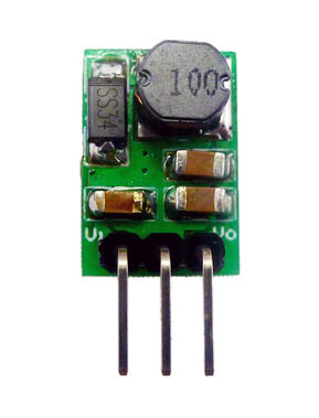 5V output 1 amp 78 series equiv switchmode regulator