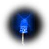 5mm superbright blue LEDs - bag of 1000 with long leads