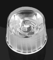 30 degree 1 piece optic for Luxeon and generic star LEDs