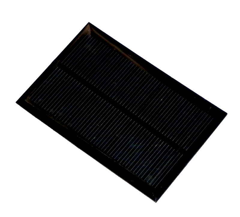 5V encapsulated solar panel