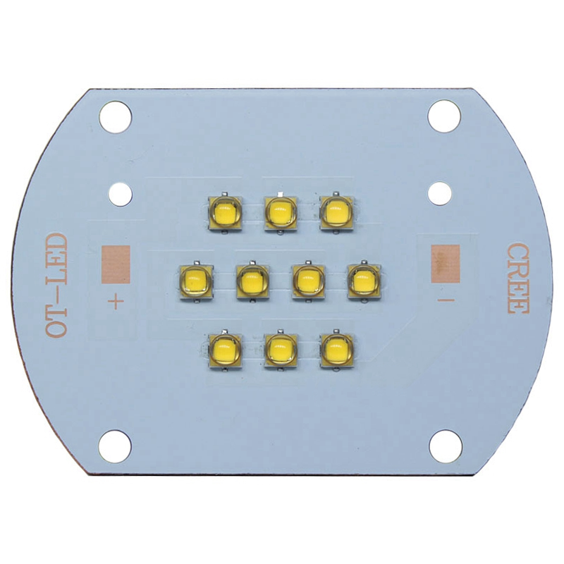 LG Innotek 50W cool white LED array on copper PCB