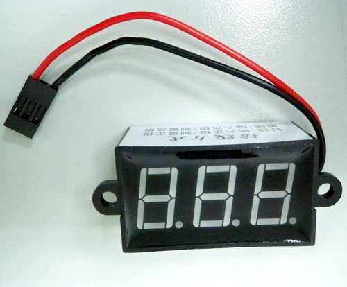 Panel meters, multimeters and testers
