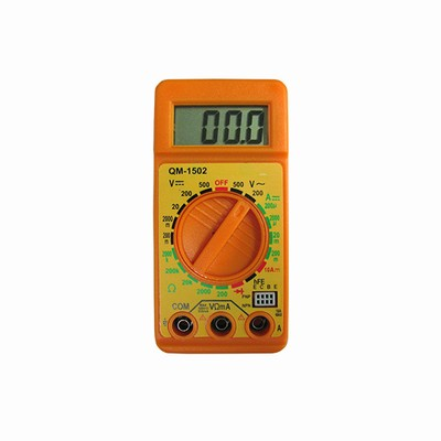 Low Cost Digital Multimeter