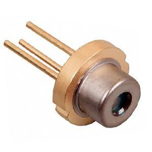 Rohm RLD65PZB5 red laser diode