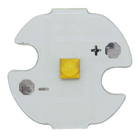 Cree XB-D cool white on 16mm PCB