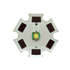 High grade 3535 style 3W green star LEDs